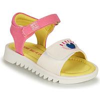 Chaussures Fille Sandales et Nu-pieds Agatha Ruiz de la Prada SMILEY