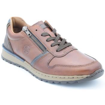 Chaussures Homme Baskets mode Rieker b2510-26 Marron