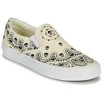 Schuhe Slip on Vans CLASSIC SLIP ON Beige