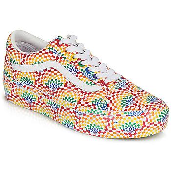 Chaussures Femme Baskets basses Vans OLD SKOOL PLATFORM