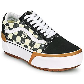 Scarpe Donna Sneakers basse Vans OLD SKOOL STACKED