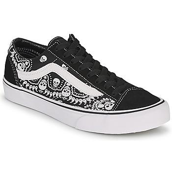 Schuhe Sneaker Low Vans STYLE 36 Weiß