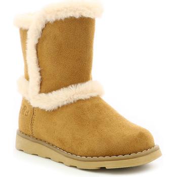 Chaussures Fille Bottines Mod'8 Aldoux CAMEL