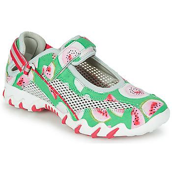 Schuhe Damen Sportliche Sandalen Allrounder by Mephisto NIRO