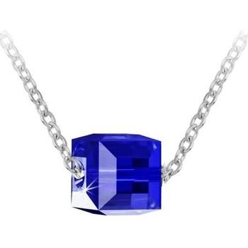Montres & Bijoux Femme Colliers / Sautoirs Sc Crystal BS2509-SN032-MABL Argenté