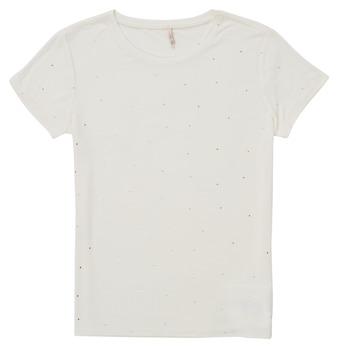 Vêtements Fille T-shirts manches courtes Only KONMOULINS