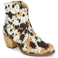 Schuhe Damen Low Boots Neosens MUNSON Bunt