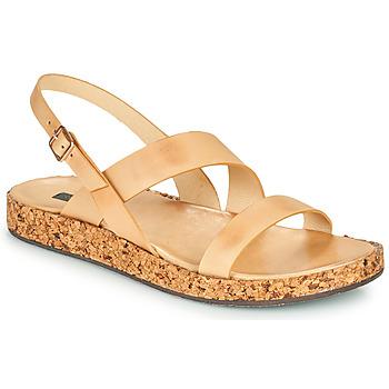 Schuhe Damen Sandalen / Sandaletten Neosens TARDANA Beige