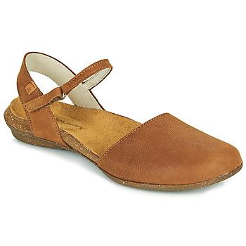 Schuhe Damen Sandalen / Sandaletten El Naturalista WAKATAUA Braun,