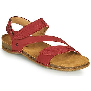 Schuhe Damen Sandalen / Sandaletten El Naturalista PANGLAO Rot