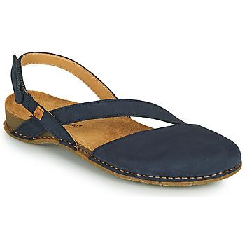 Schuhe Damen Sandalen / Sandaletten El Naturalista PANGLAO Blau