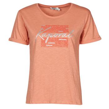 Vêtements Femme T-shirts manches courtes Kaporal PUZZU