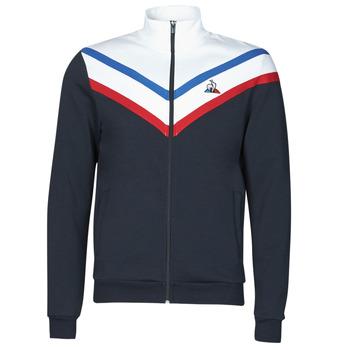 Kleidung Herren Trainingsjacken Le Coq Sportif TRI FZ N°1 M Marineblau