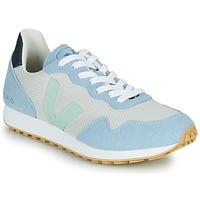 Schuhe Damen Sneaker Low Veja SDU REC Blau