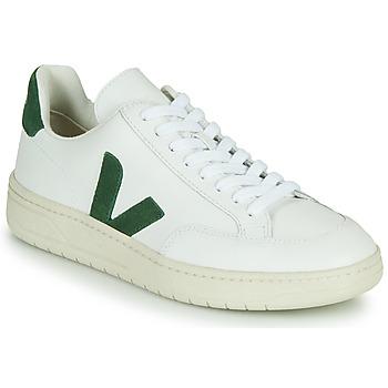 Schuhe Sneaker Low Veja V-12 Weiß