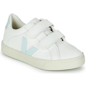 Chaussures Fille Baskets basses Veja SMALL ESPLAR VELCRO