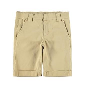 Kleidung Jungen Shorts / Bermudas Name it NKMSOFUS CHINO Beige