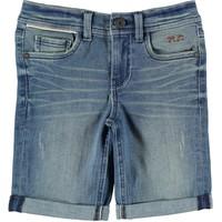 Kleidung Jungen Shorts / Bermudas Name it NKMTHEO DNMTOMO Blau