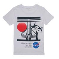 Vêtements Garçon T-shirts manches courtes Name it NASA