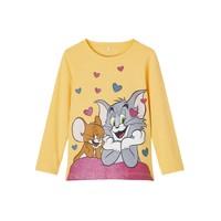 Vêtements Fille T-shirts manches longues Name it TOM&JERRY