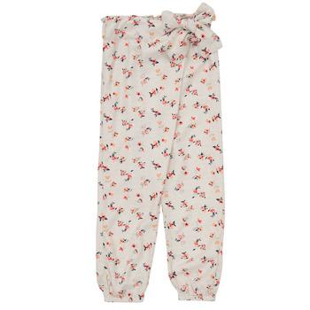 Abbigliamento Bambina Pantaloni morbidi / Pantaloni alla zuava Name it NMFDELFIN