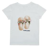 Vêtements Fille T-shirts manches courtes Name it NMFFISUMMER