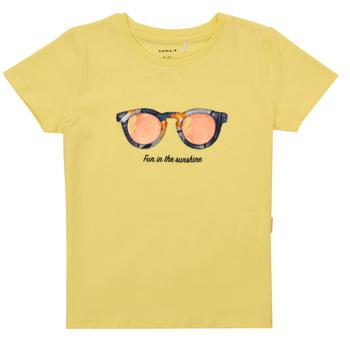 Abbigliamento Bambina T-shirt maniche corte Name it NMFFISUMMER