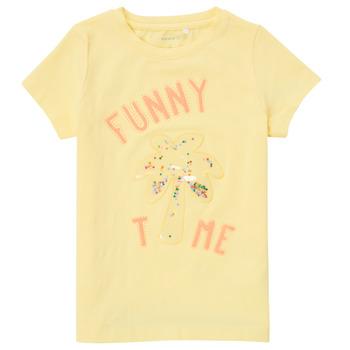 Abbigliamento Bambina T-shirt maniche corte Name it NMFFEFA