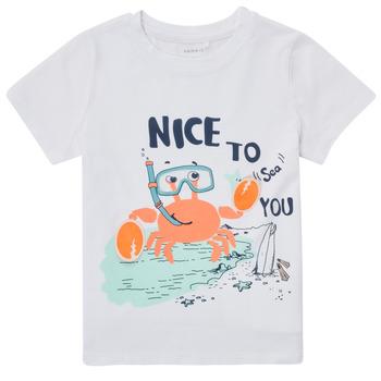 Abbigliamento Bambino T-shirt maniche corte Name it NMMFANO