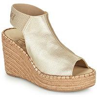 Schuhe Damen Sandalen / Sandaletten Replay JESS Golden