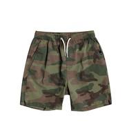 Kleidung Jungen Shorts / Bermudas Quiksilver TAXER WS Khaki