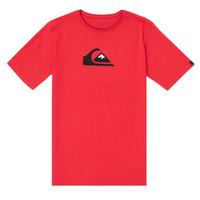 Vêtements Garçon T-shirts manches courtes Quiksilver COMP LOGO