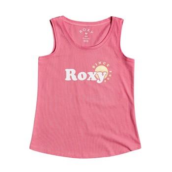 Abbigliamento Bambina Top / T-shirt senza maniche Roxy THERE IS LIFE FOIL