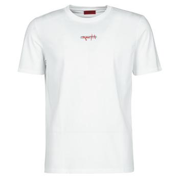 Abbigliamento Uomo T-shirt maniche corte HUGO DURNED