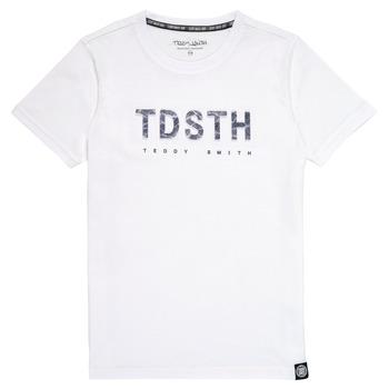 Abbigliamento Bambino T-shirt maniche corte Teddy Smith T-MAX
