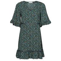 Kleidung Damen Kurze Kleider Molly Bracken N90P21 Bunt