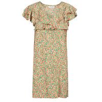 Kleidung Damen Kurze Kleider Molly Bracken LA171BP21 Bunt