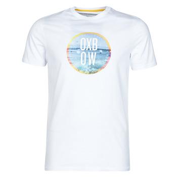 Kleidung Herren T-Shirts Oxbow N1TERO Weiß