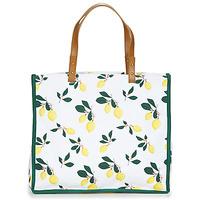 Borse Donna Tote bag / Borsa shopping Petite Mendigote CLEA LEMON