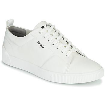 Schuhe Herren Sneaker Low HUGO ZERO TENN NYPU Weiß