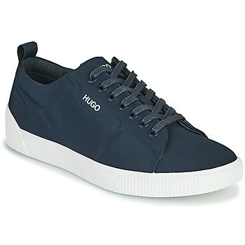 Schuhe Herren Sneaker Low HUGO ZERO TENN NYPU Marineblau
