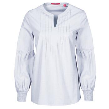 Kleidung Damen Tops / Blusen S.Oliver 14-1Q1-11-4016-48W6