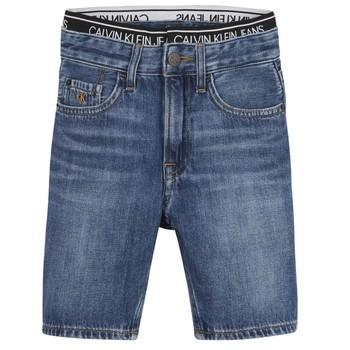 Vêtements Garçon Shorts / Bermudas Calvin Klein Jeans AUTHENTIC LIGHT WEIGHT