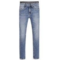 Abbigliamento Bambino Jeans skynny Calvin Klein Jeans SKINNY VINTAGE LIGHT BLUE