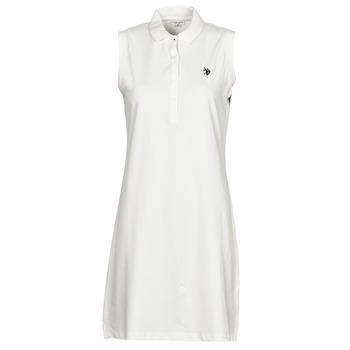 Abbigliamento Donna Abiti corti U.S Polo Assn. AMY DRESS POLO SLEEVELESS