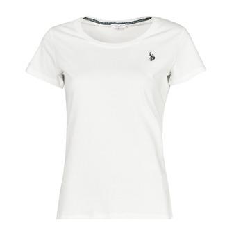 Abbigliamento Donna T-shirt maniche corte U.S Polo Assn. BELLA R NECK TEE SS