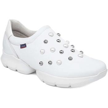 Chaussures Femme Slip ons CallagHan 18701 Blanc