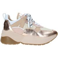 Chaussures Femme Baskets basses Janet Sport 43780 Rose