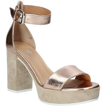 Chaussures Femme Sandales et Nu-pieds Janet Sport 43885 Rose