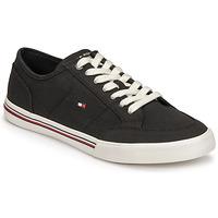 Schuhe Herren Sneaker Low Tommy Hilfiger CORE CORPORATE TEXTILE SNEAKER